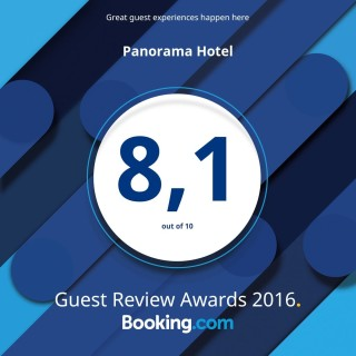 awards panorama hotel booking guest award