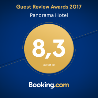 awards panorama hotel booking rating
