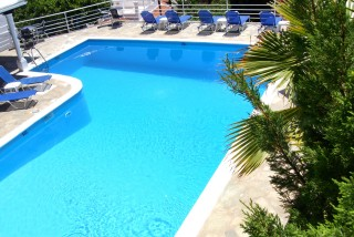 facilities panorama apartments pool