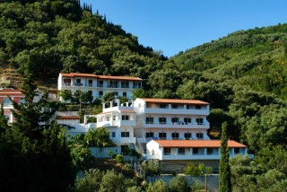 panorama sea view hotel complex corfu